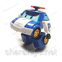 Игрушка-трансформер Робокар Поли