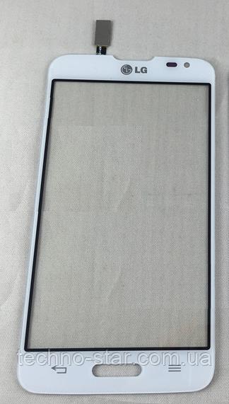 Оригинальный тачскрин / сенсор (сенсорное стекло) для LG Optimus L70 D320 D321 MS323 (белый цвет)