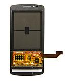 Оригинальный дисплей (модуль) + тачскрин (сенсор) для Nokia 700 (черный цвет), фото 2