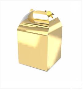 """Подарочная бонбоньерка """"Миди"""", золото"""