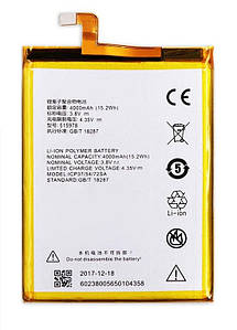 Aккумулятор АКБ ZTE E169- 515978 для ZTE Blade X3 (Li-lon 3.8V 4000mAh) Оригинал Китай