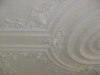 Гипсовая лепнина потолок