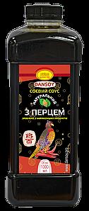 Соєвий соус для шашлику з перцем Чилі 1л 🦑 від ТМ Дансой