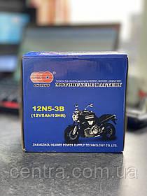 Аккумулятор мото Outdo 5Ah 12N5-3B