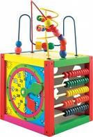Дерев'яні іграшки Світ дерев'яних іграшок Універсальний куб