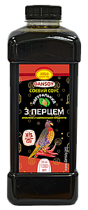 Соєвий соус для кальмарів з перцем Чилі 1л 🦑 від ТМ Дансой