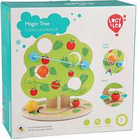 Дерев'яна іграшка Lucy&Leo Гірка-Чарівне дерево (LL202)