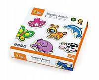 Набір магнітів Viga Toys У світі тварин (58923)