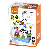 Міні лабіринт Viga Toys Корова (59661)