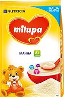 Молочна каша Milupa Манна 210 г (0096)