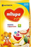 Молочна каша Milupa Манна 210 г (0041)