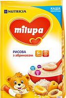 Молочна каша Milupa Рисова з абрикосом 210 г (0072)
