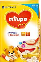 Молочна каша Milupa Рисова з бананом 210 г (0027)