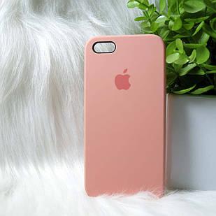 Чехол iPhone 5 5s SE персик