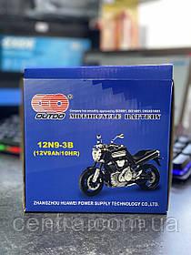 Аккумулятор мото Outdo 9Ah 12N9-3B