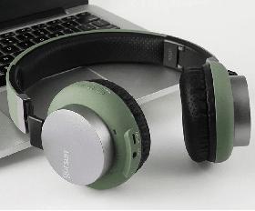 Наушники Gorsun GS-E89 Bluetooth Original Зеленый