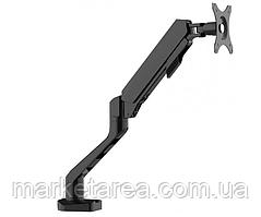 Настольное крепление для монитора Xiaomi Loctek Pneumatic Single MLD2 Black