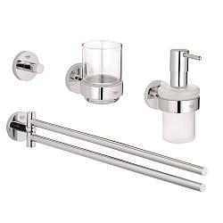Essentials Набор аксессуаров 4 в 1 Master Bathroom