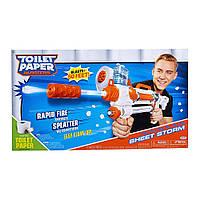 Іграшковий бластер Jakks Pacific Toilet paper Паперовий град (150301)