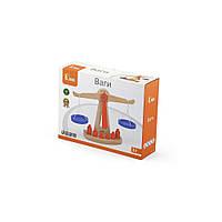 Ігровий набір Viga Toys Ваги (50660)