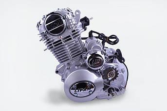 Двигатель (В сборе)  4T на Китайский Мотоцикл CB 4Т 150 (161FMI) EVO