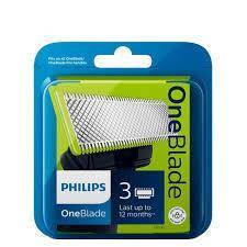 Сменные лезвия Philips OneBlade QP230/50 3 шт. 01256