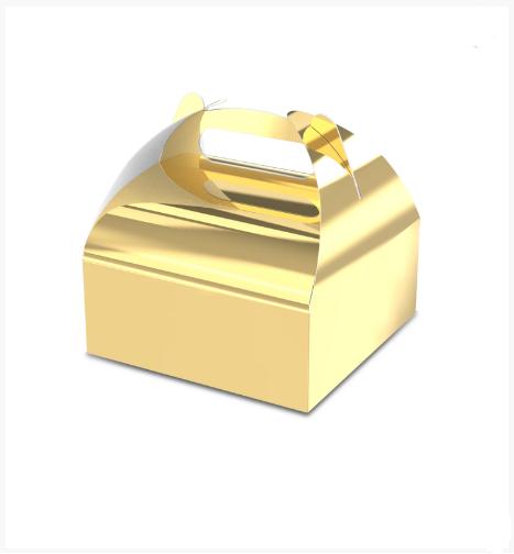 """Подарочная бонбоньерка """"Макси"""", золото"""