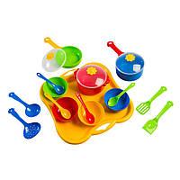 Набір посуду столовий Ромашка 19 елементів (39146)