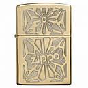 Запальничка Zippo Ornament High Polish Brass, 28450, фото 3