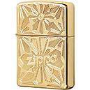 Запальничка Zippo Ornament High Polish Brass, 28450, фото 5