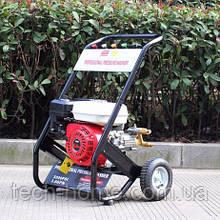 Автомойка бензиновая Deluxe Tools DT-3000PSI