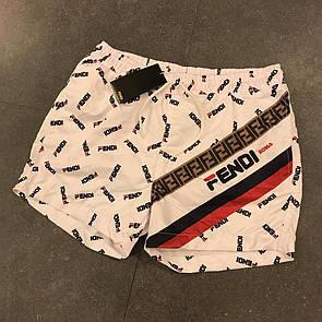 Пляжные мужские шорты, Fendi