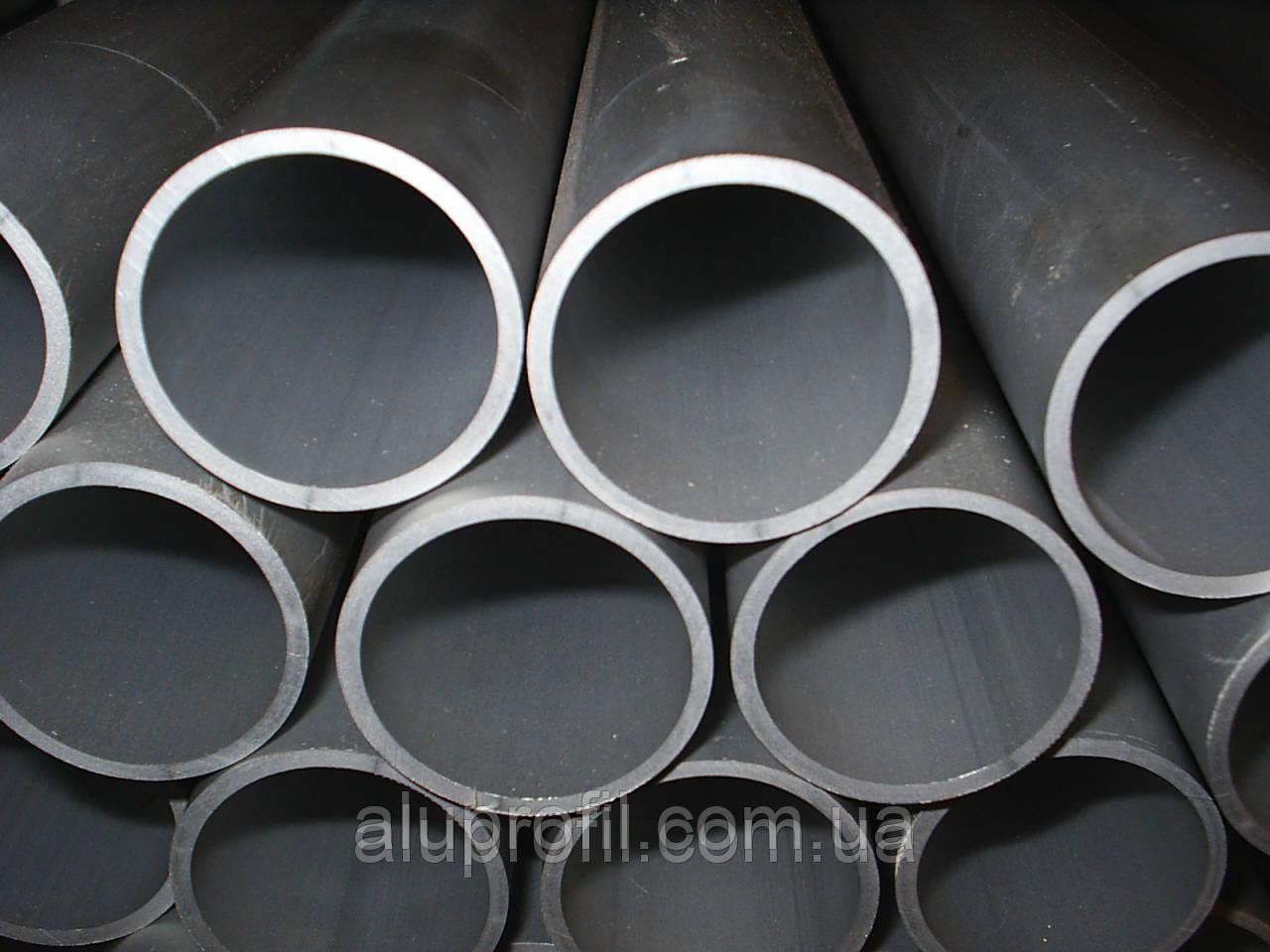 Алюминиевый профиль — труба алюминиевая круглая 75х5 Б/П