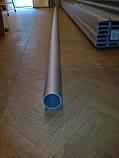 Алюминиевый профиль — труба алюминиевая круглая 75х5 Б/П, фото 2