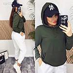 """Жіночий світшот """"Турецька двунитка"""" від Стильномодно, фото 3"""