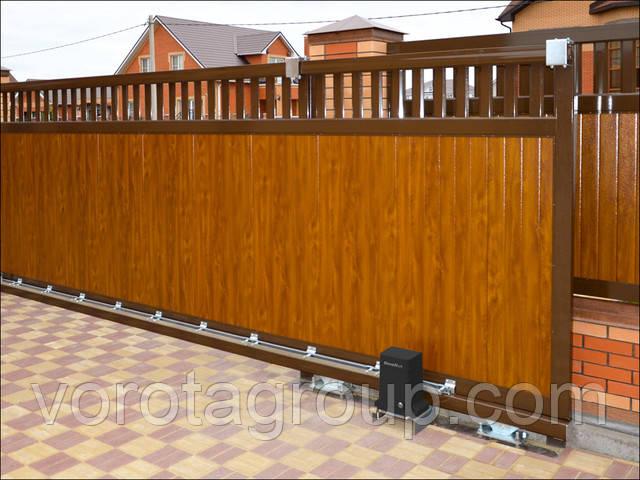откатные ворота doorhan sliding-1300