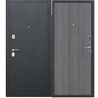 Двери входные уличные Таримус Групп Гарда 80 мм Муар / Венге Табакко