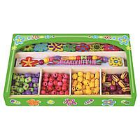Набір для творчості Viga Toys Намисто Квіти (52730)