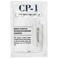 Безсульфатный протеиновый шампунь CP-1 Bright Complex Intense Nourishing Shampoo пробник 8мл, фото 1