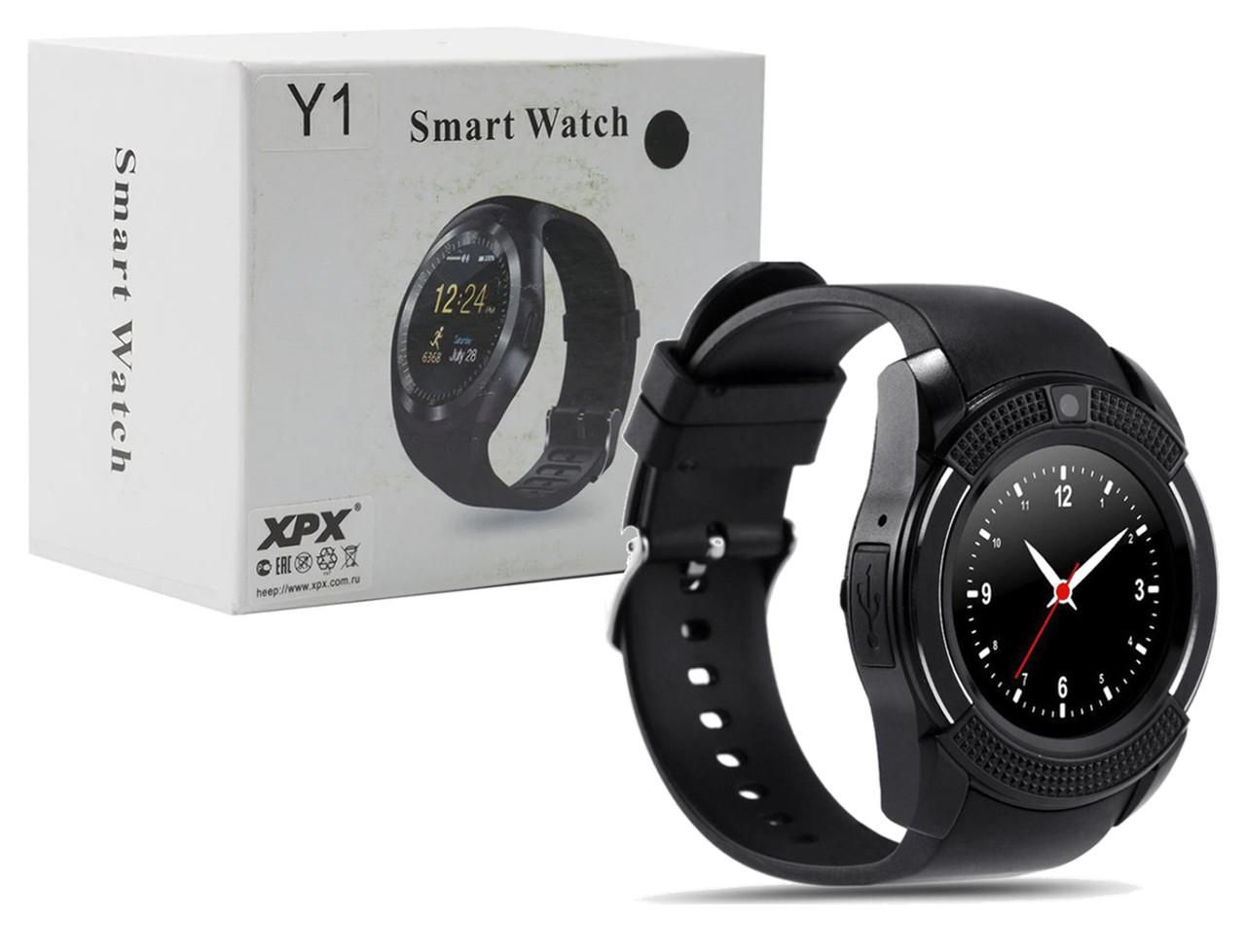 Умные часы Smart Watch Y1S Black