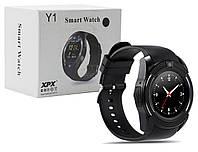 Умные часы Smart Watch Y1S Black, фото 1