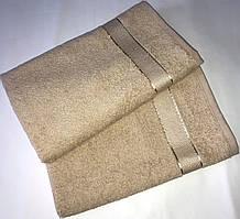 Полотенце махровое50*90 КАПУЧИНО