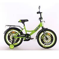 Велосипед детский PROF1 14д. XD1442 салатовый
