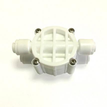 Четырёхходовой клапан для обратного осмоса, фото 2