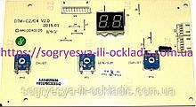 Плата дисплея большая DTM-C2/С4 V2.0(без фир.уп, Китай) Zoom MasterBoiler, арт. АА10040105, к.з.0712/2