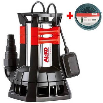 Погружной дренажный насос AL-KO Drain 20000 HD Premium (Дополнительно: шланг)