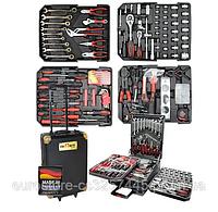 Большой чемодан инструментов Rainberg RB-0001. 399 предметов