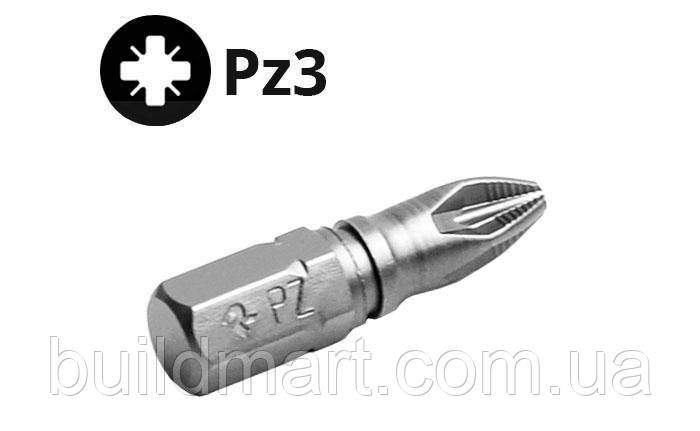 Бита PZ-3 25мм. Rapide\Germany (1шт.)