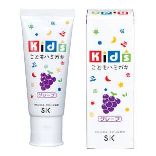 SK Kids дитяча зубна паста зі смаком винограду 60 г
