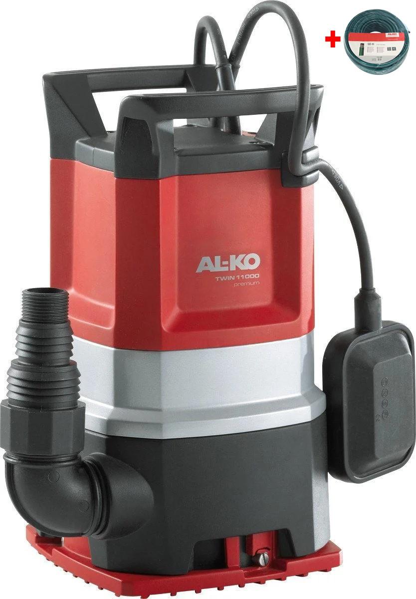 Погружной дренажный насос AL-KO Twin 11000 Premium (Дополнительно: шланг)
